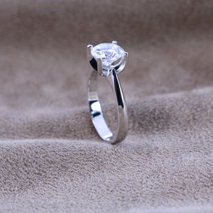 2.70 ct.tw Art Deco Ring Halo Engagement Ring